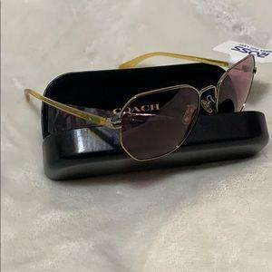 Coach Sunglasses! NWT!
